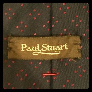 Authentic, Paul Stuart, Necktie!